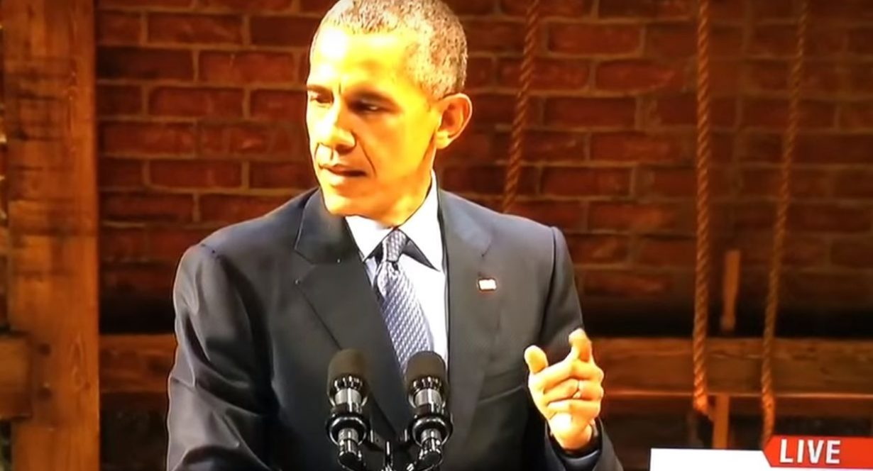 VIDEO: Obama Humiliates GOP For Whining About CNBC Debate
