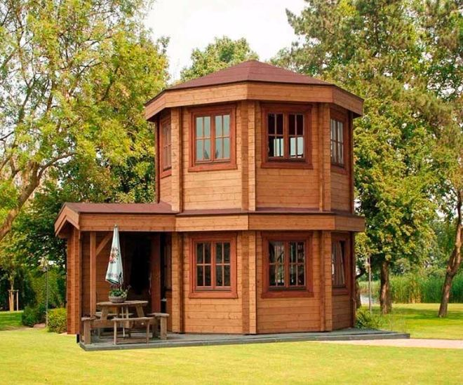 At Just 272 Square Foot This House Might Be Tiny But