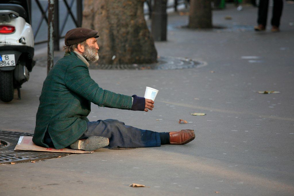 See Which City Just Banned Homeless From Sleeping Outside