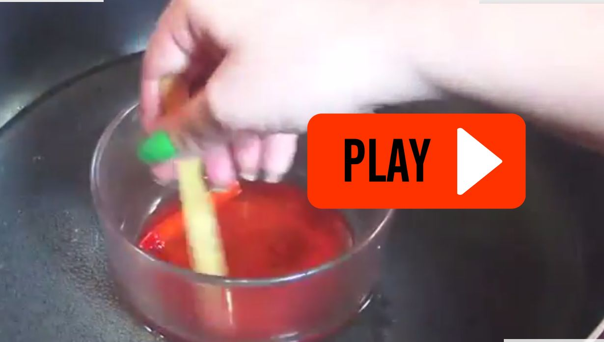 VIDEO: She Took A Crayon And Melted It On The Stove. When You Find Out ...