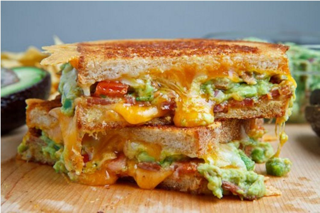 If I Ever Have To Eat Only One Grilled Cheese The Rest Of My Life, It ...